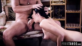 alex coal is shocked that her bf traded her to his step brother