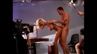 stunning blonde museum curator with big knockers briana banks was able to realize her wildest fantasies about gallery patron
